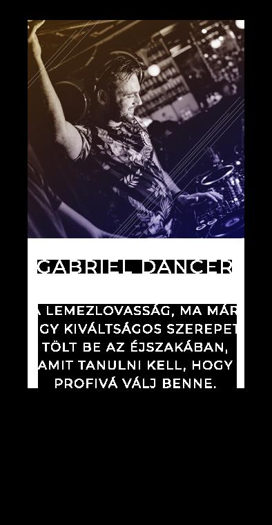 GABRIEL DANCER
